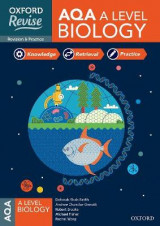 Omslag - Oxford Revise: AQA A Level Biology Revision and Exam Practice