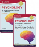 Omslag - Psychology for Cambridge International AS and A Level: Student Book & Revision Guide Pack