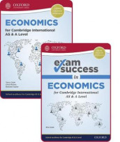 Economics for Cambridge International AS and A Level: Student Book & Exam Success Guide Pack av Terry Cook, Clive Riches og Richard Taylor (Blandet mediaprodukt)