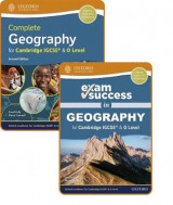 Omslag - Complete Geography for Cambridge IGCSE (R) & O Level: Student Book & Exam Success Guide Pack