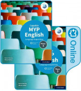 Omslag - MYP English Language Acquisition (Capable) Print and Enhanced Online Book Pack