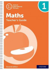 Omslag - Oxford International Primary Maths Second Edition: Teacher's Guide 1