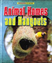 Animal Homes and Hang-outs av Louise Spilsbury og Richard Spilsbury (Innbundet)