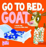 Omslag - Go to Bed Goat