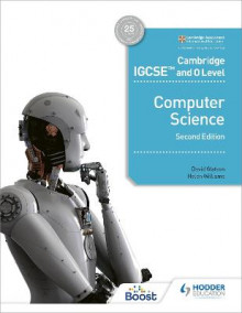 Cambridge IGCSE and O Level Computer Science Second Edition av David Watson og Helen Williams (Heftet)