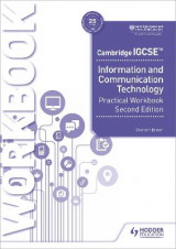 Omslag - Cambridge IGCSE Information and Communication Technology Practical Workbook Second Edition
