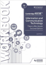 Omslag - Cambridge IGCSE Information and Communication Technology Theory Workbook Second Edition