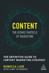 Omslag - Content - The Atomic Particle of Marketing