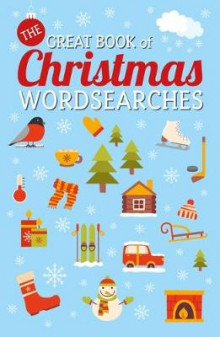The Great Book of Christmas Wordsearches av Eric Saunders (Heftet)