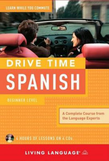 Spanish - Drive Time av Living Language (Heftet)