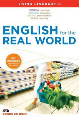 Omslag - English for the Real World