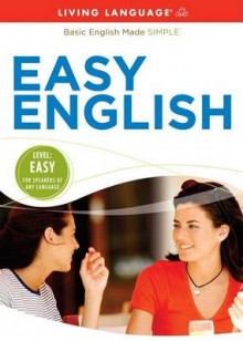 Easy English av Living Language (Lyd uspesifisert)