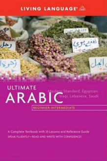 Arabic: Intermediate (coursebook) av Living Language (Heftet)