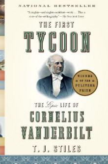 First Tycoon av T.J. Stiles (Heftet)