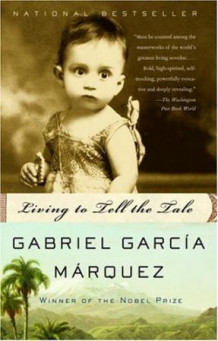 Living to tell the tale av Gabriel García Márquez (Heftet)