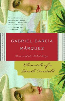 Chronicle of a Death Foretold av Gabriel Garcia Marquez (Heftet)