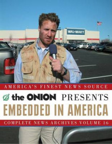 Embedded in America av The Onion (Heftet)