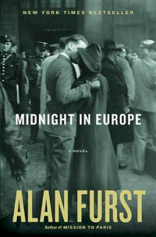 Midnight in Europe av Alan Furst (Innbundet)