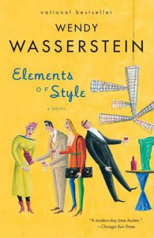 Elements of Style av Wendy Wasserstein (Heftet)
