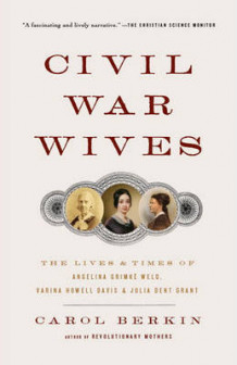 Civil War Wives av Carol Berkin (Heftet)
