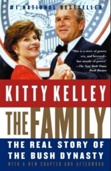 The family av Kitty Kelley (Heftet)