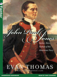 John Paul Jones av Evan A. Thomas (Lydbok-CD)