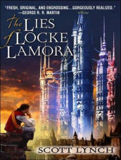 The Lies of Locke Lamora av Scott Lynch (Lydbok-CD)