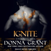 Ignite av Donna Grant (Lydbok-CD)