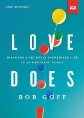 Love Does Study Guide with DVD av Bob Goff (Heftet)