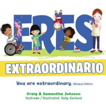 Eres extraordinario - Bilingue av Craig Johnson og Samantha Johnson (Innbundet)