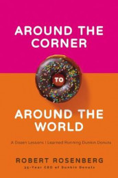 Around the Corner to Around the World av Robert Rosenberg (Innbundet)