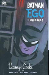 Omslag - Batman: EGO and Other Tails