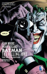 Omslag - Batman The Killing Joke Special Ed HC