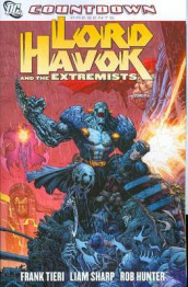 Countdown Lord Havok And The Extremists TP av Frank Tieri (Heftet)