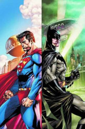 Superman and Batman av Joe Casey (Heftet)