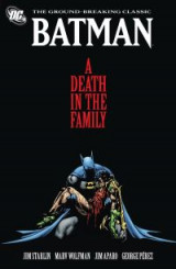 Omslag - Batman: A Death in the Family