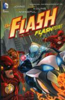 Omslag - Flash: The Road to Flashpoint Vol 02