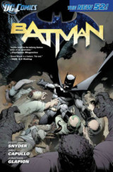 Omslag - Batman Volume 1: The Court of Owls TP (The New 52)