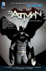 Omslag - Batman Volume 2: The City of Owls HC (The New 52)