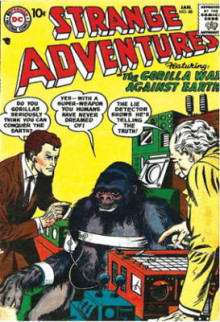 Showcase Presents: Strange Adventures Volume 2 TP av Penguin Random House (Heftet)