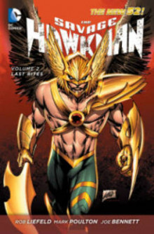 Savage Hawkman: Wanted(the New 52) Volume 2 av Rob Liefeld (Heftet)