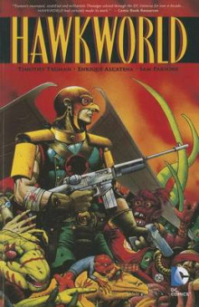 Hawkworld TP (New Edition) av Timothy Truman (Heftet)