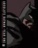 Omslag - Absolute Batman Year One HC