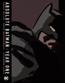 Absolute Batman Year One HC av Frank Miller (Innbundet)