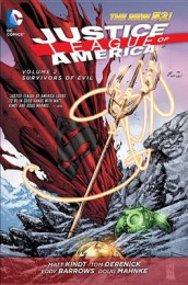 Justice League Of America Vol. 2 av Matt Kindt (Innbundet)
