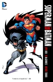 Superman/Batman vol. 1 av Jeph Loeb (Heftet)