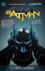 Omslag - Batman: Batman Volume 4: Zero Year - Secret City TP (The New 52) Zero Year - Secret City Volume 4
