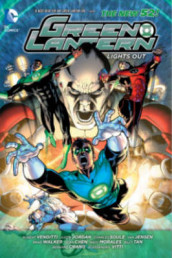Green Lantern Lights Out (The New 52) av Justin Jordan og Robert Venditti (Heftet)