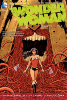 Wonder Woman Vol. 4 War (The New 52) av Brian Azzarello (Heftet)