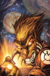Larfleeze Vol. 2 (The New 52) av JM DeMatteis og Keith Giffen (Heftet)